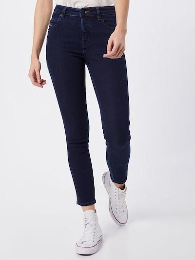 DIESEL Jeans 'BABHILA' in indigo, Modelansicht