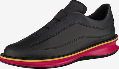 CAMPER Slip-on 'Rolling' in de kleur Geel / Rood / Zwart, Productweergave