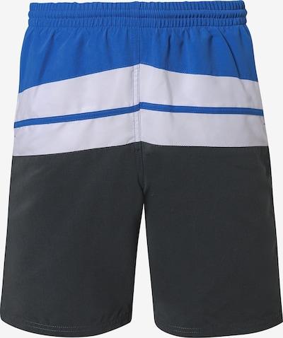 FASHY Badeshorts in blau / schwarz / weiß, Produktansicht