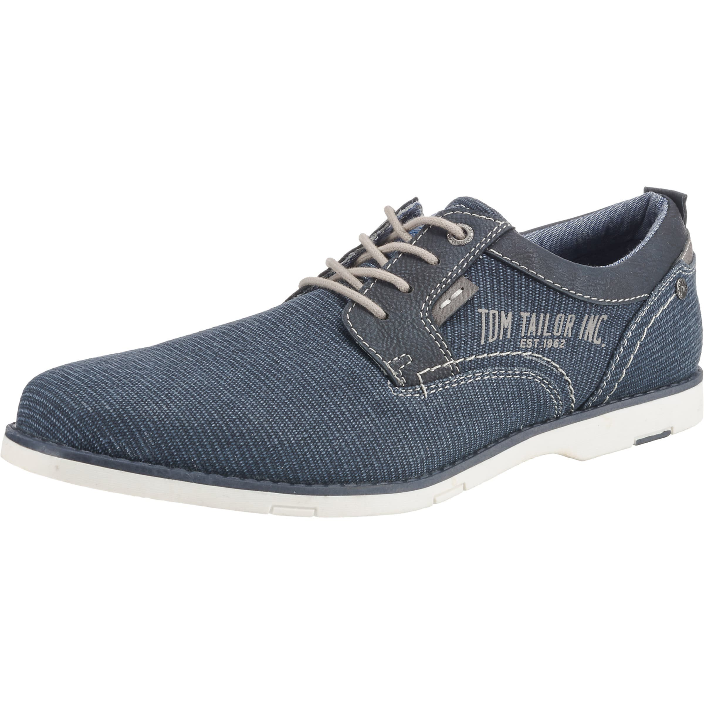 Schnürschuhe Tom Tailor In Tom Dunkelblau WdCxeQoErB