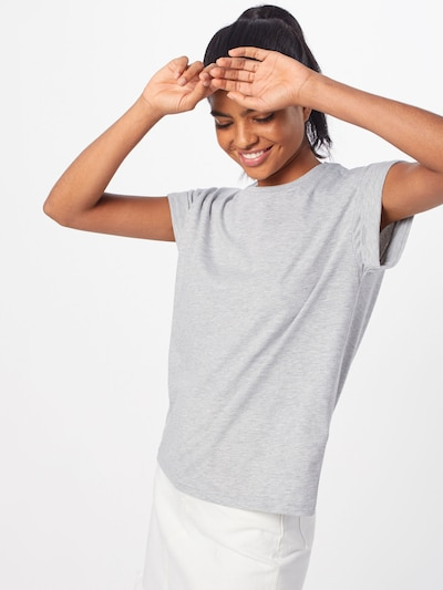 MOSS COPENHAGEN T-shirt 'Alva STD' en gris: Vue de face