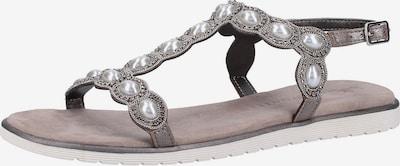 bugatti Sandale 'Joleen' in grau, Produktansicht