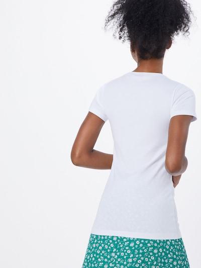 modström Shirt in weiß: Rückansicht