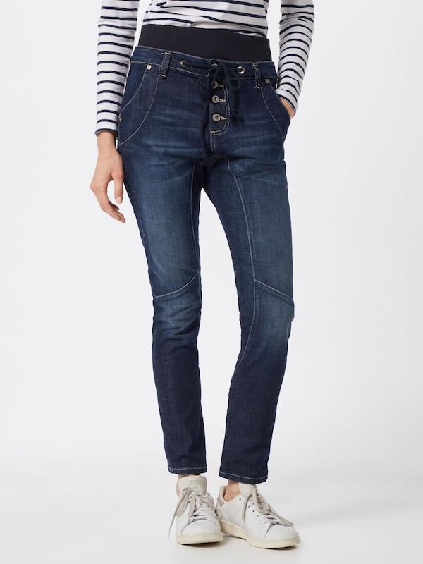 Bleu En DenimFoncé Jean Please 'trousers' Ok8n0XPw