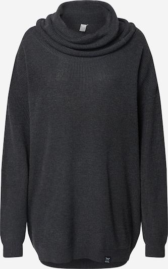 Iriedaily Pullover 'Mock' in dunkelgrau, Produktansicht