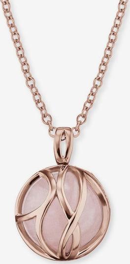 Engelsrufer Kette 'Paradise ERN-Lilparadise-RQ-R' in rosegold / rosa, Produktansicht