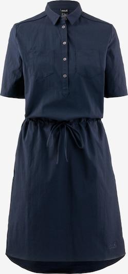 JACK WOLFSKIN Kleid 'Desert Park' in nachtblau, Produktansicht