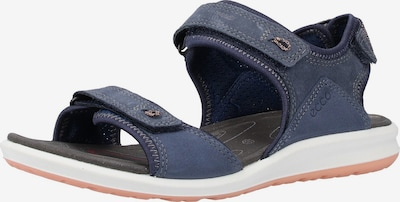 ECCO Sandale in dunkelblau, Produktansicht
