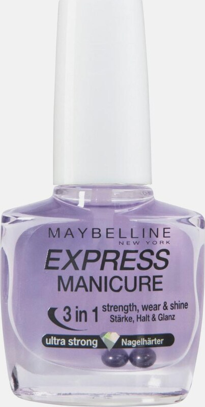 MAYBELLINE New York 'Express Manicure Nagelhärter', Nagelpflege