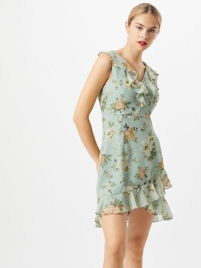 Trendyol Letní šaty - opálová / mix barev: Pohled zepředu