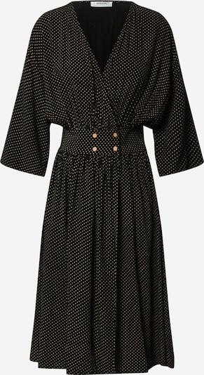 MOSS COPENHAGEN Kleid 'Amara Morocco' in schwarz / weiß, Produktansicht