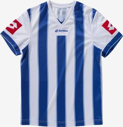 LOTTO Trikot 'VERTIGO' in blau / rot / weiß, Produktansicht