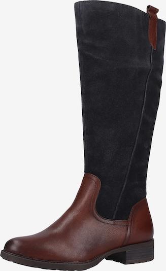 MARCO TOZZI Stiefel in nachtblau / pueblo, Produktansicht