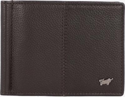 Braun Büffel Portemonnaie in kastanienbraun, Produktansicht