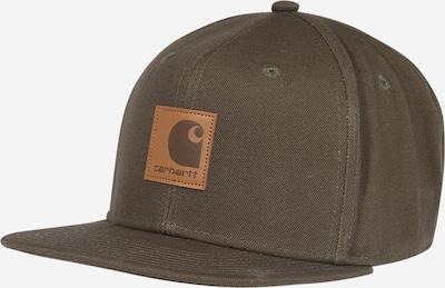 Carhartt WIP Czapka z daszkiem w kolorze oliwkowym: Widok z przodu