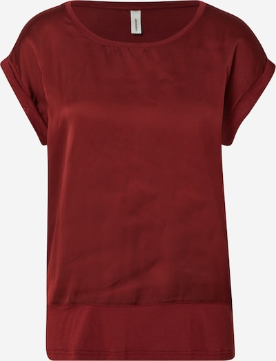 Soyaconcept Shirt 'THILDE' in burgunder, Produktansicht