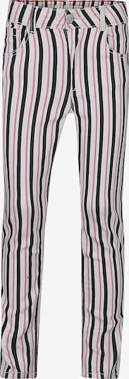 WE Fashion Hose 'Jade' in pink / schwarz / weiß, Produktansicht