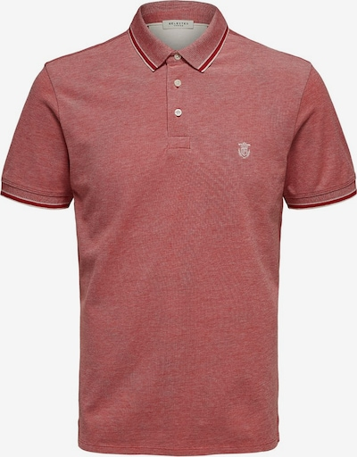 SELECTED HOMME Poloshirt in rot, Produktansicht