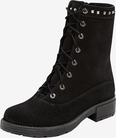 MYMO Boots 'Rocks' in schwarz, Produktansicht