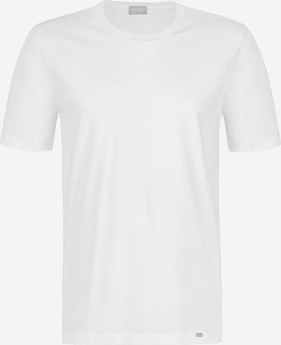 Hanro T-Shirt 'Living Shirts' in weiß, Produktansicht