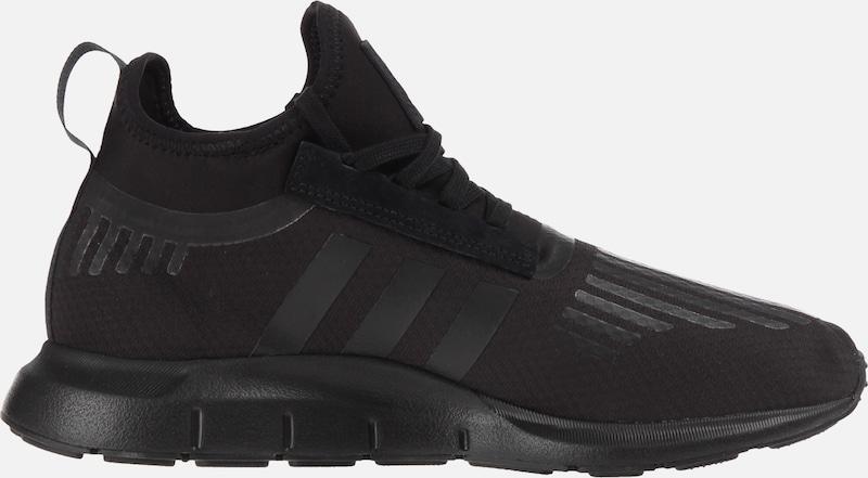 b5636230ed9 ADIDAS ORIGINALS Sneakers hoog 'Swift Run Barrier' in Zwart | ABOUT YOU