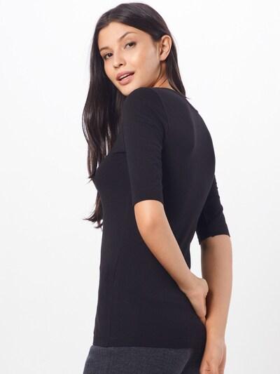 OPUS Shirt in de kleur Zwart: Achteraanzicht