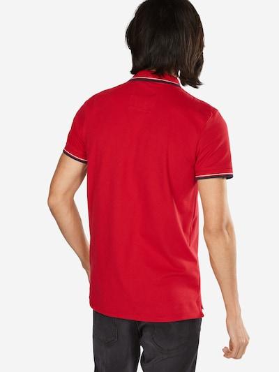 SELECTED HOMME Poloshirt 'SHHNEWSEASON SS NOOS' in rot: Rückansicht
