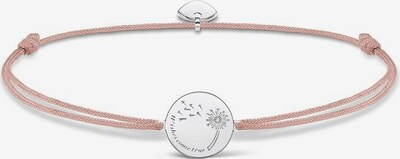 Thomas Sabo Armband 'Little Secret' in beige / silber, Produktansicht
