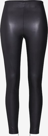 ONLY Kunstleder Leggings in schwarz, Produktansicht