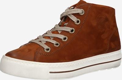 Paul Green Sneaker in cognac, Produktansicht
