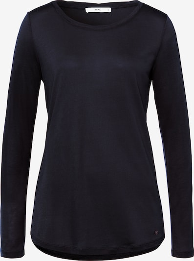 BRAX T-shirt 'Caren' en bleu nuit, Vue avec produit