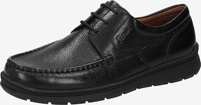 SIOUX Mokassin 'Sasulo-XL' in schwarz: Frontalansicht