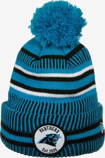 NEW ERA Mütze 'NFL Official Carolina Panthers' in himmelblau / hellblau / weiß, Produktansicht