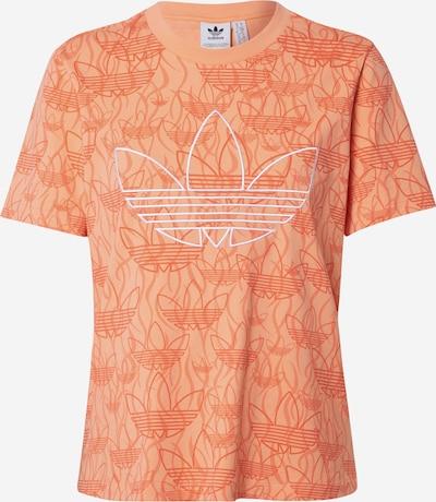 ADIDAS ORIGINALS Shirt in apricot, Produktansicht