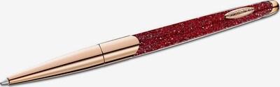 Swarovski Kugelschreiber 'Crystalline Nova' in gold / feuerrot, Produktansicht