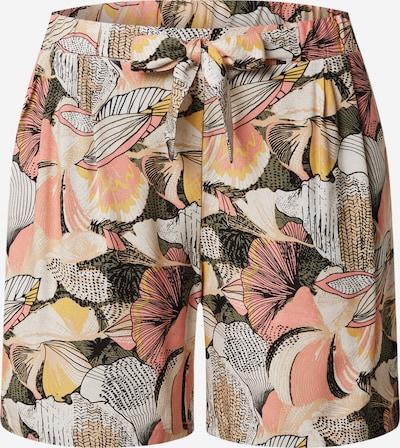 Soyaconcept Shorts in mischfarben / pfirsich, Produktansicht