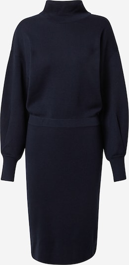 InWear Gebreide jurk 'Wanetta' in de kleur Marine, Productweergave