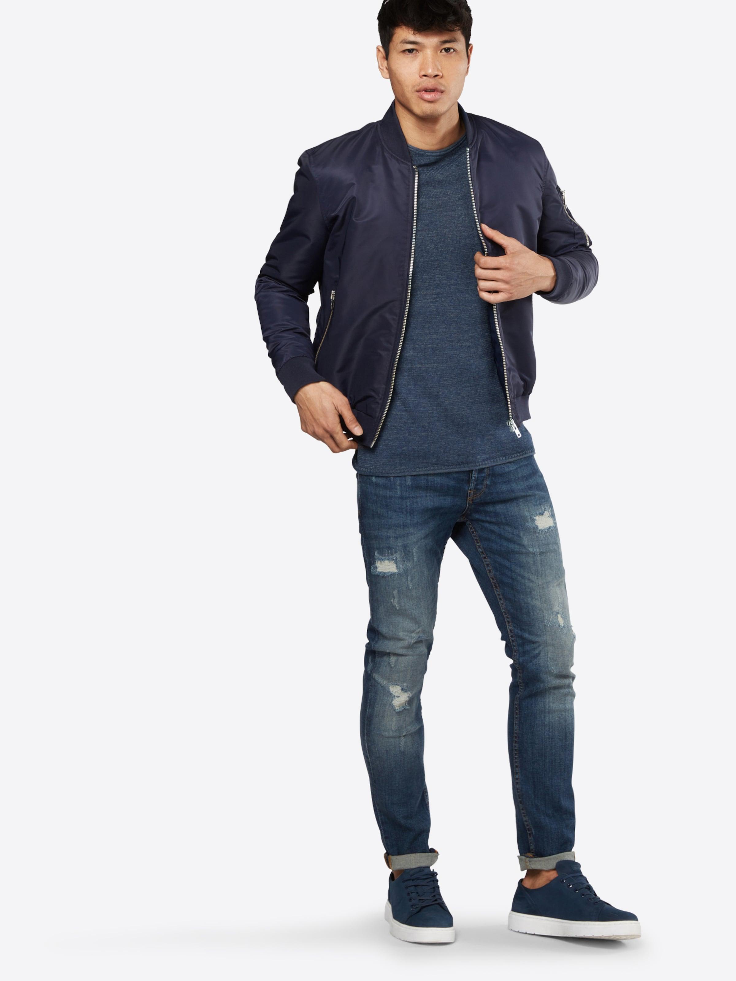 Versorgung Günstiger Preis BLEND Pullover im Slim Fit Modisch Großer Verkauf zzQmtgUxg