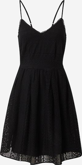 VERO MODA Šaty 'Honey' - černá: Pohled zepředu