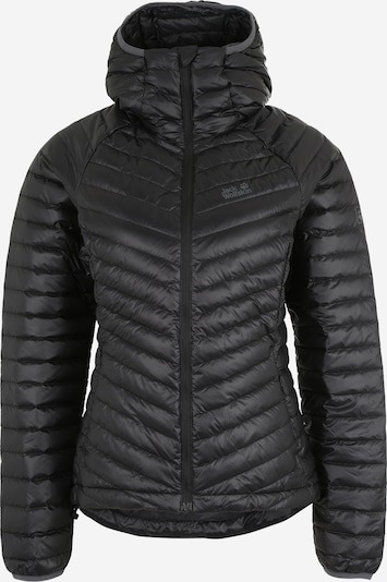 JACK WOLFSKIN Outdoorjas 'Atmosphere' in de kleur Zwart, Productweergave