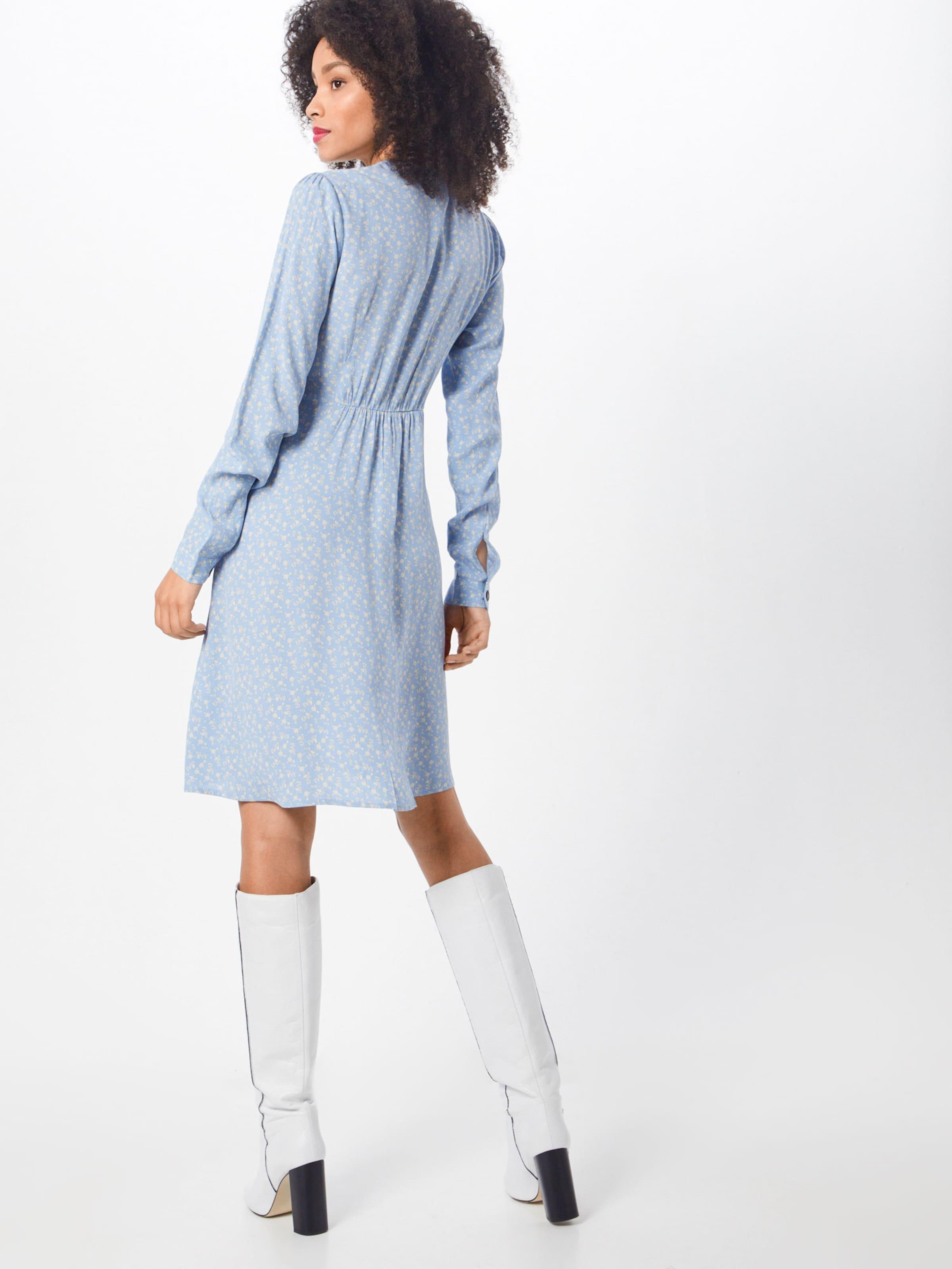 s Y a En Bleu Robe ClairBlanc EH2WIeDY9