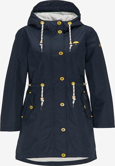 Schmuddelwedda Functionele jas in de kleur Navy, Productweergave