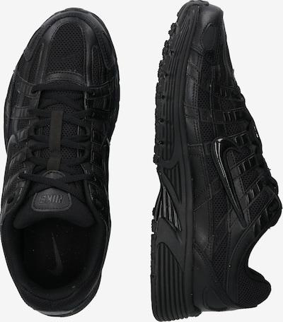 Nike Sportswear Zemie apavi 'Nike P-6000' pieejami melns: Sānskats