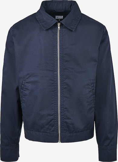 Urban Classics Übergangsjacke 'Workwear' in nachtblau, Produktansicht