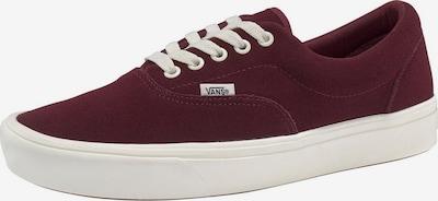 VANS Sneakers laag 'ComfyCush Era' in de kleur Bordeaux / Wit, Productweergave