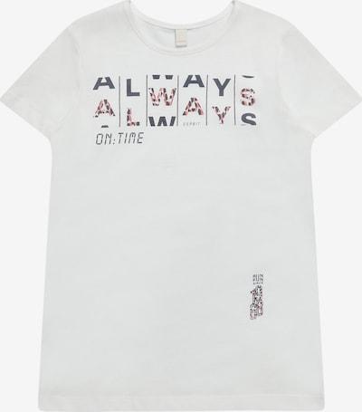 ESPRIT T-Shirt in weiß, Produktansicht