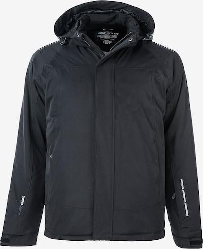 Whistler Skijacke 'Gippslang' in schwarz, Produktansicht