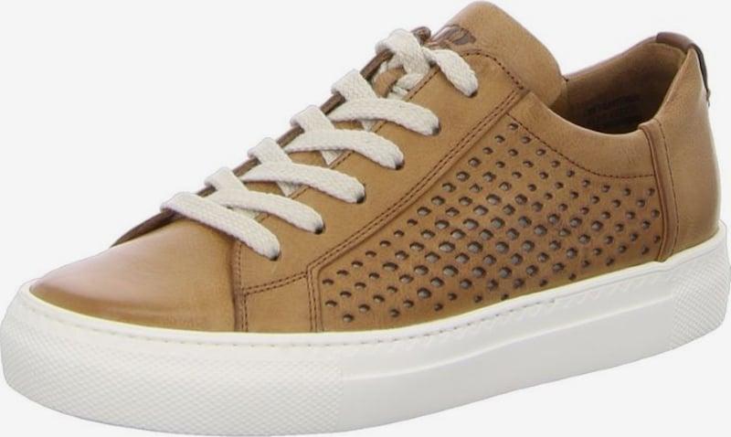 Paul Green Sneakers laag in Bruin CQxmk5RX