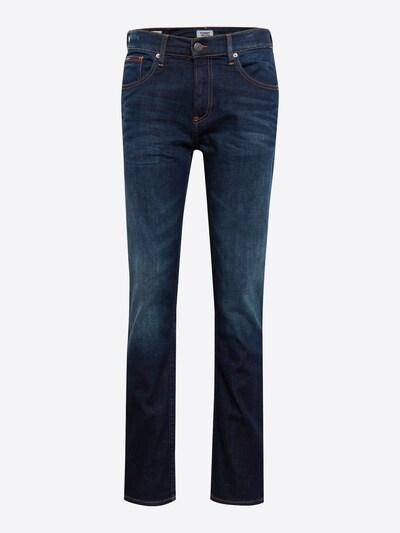 Tommy Jeans Jean 'Ryan' en bleu denim: Vue de face