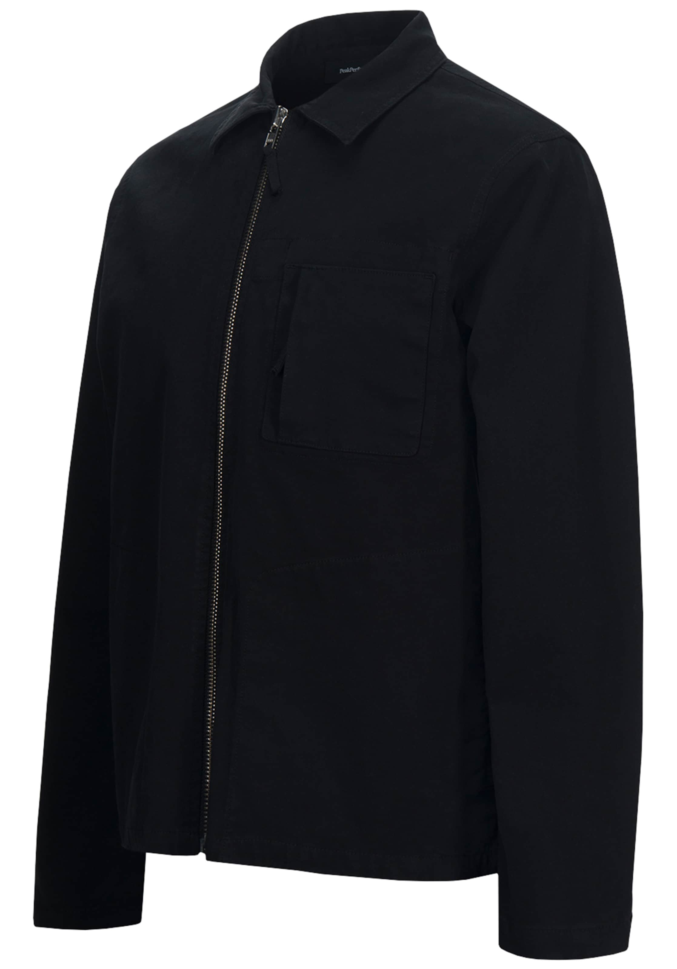 Performance 'work' Peak In Schwarz Jacke Y7gyf6b